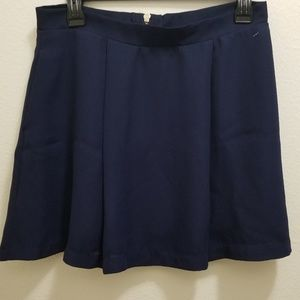 NASTY GAL - Mini Blue Skirt